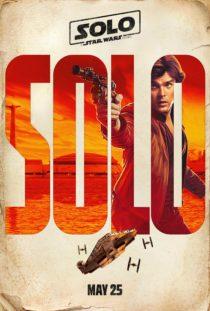 Chewie, Lando e mais estão nos primeiros cartazes de Han Solo