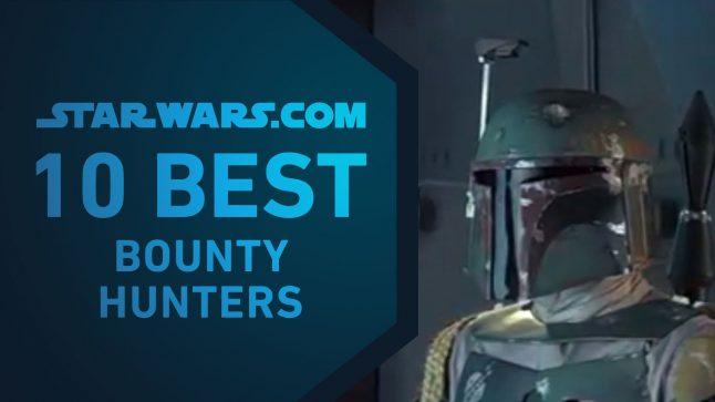 Best Star Wars Bounty Hunters | The StarWars.com 10