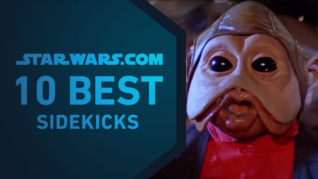 Best Star Wars Sidekicks | The StarWars.com 10