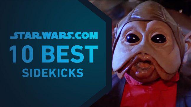 Best Star Wars Sidekicks | The StarWars.com 10