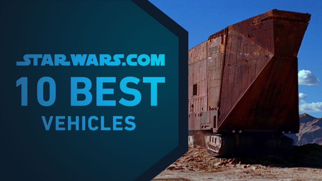 Best Star Wars Planetary Vehicles | The StarWars.com 10