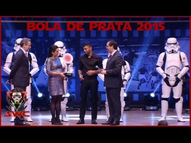 Premiação do Star Wars no Bola de Prata
