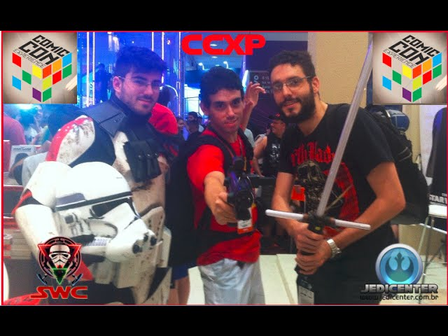 SWC – Comic Con Experience 2015