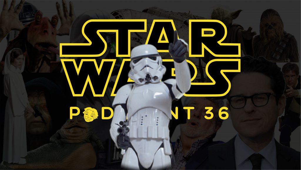 Podcrent 36 – Star Wars