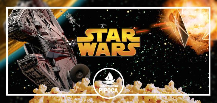 NBPipoca – Star Wars