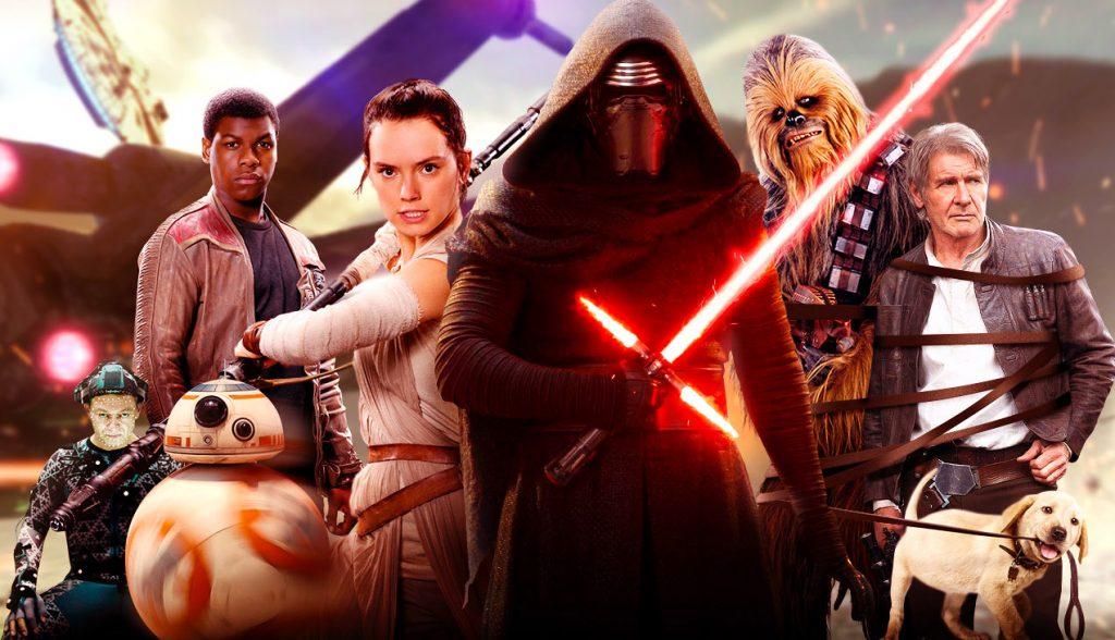 NerdCast 497 | Star Wars VII – O despertar das emoções