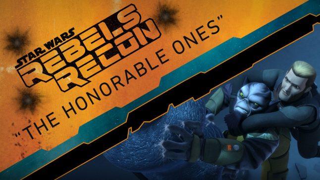"Rebels Recon #2.16: Inside ""The Honorable Ones"" | Star Wars Rebels"