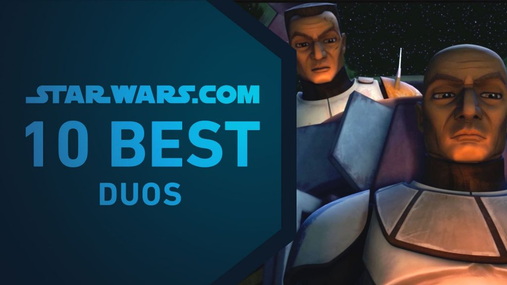 Best Star Wars Duos | The StarWars.com 10