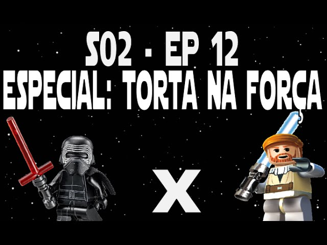 S02E12 – ESPECIAL: Torta na Força!