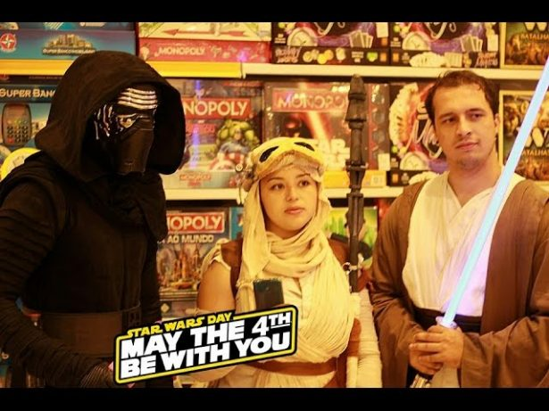 "S02E14 – Especial: May the 4th e sorteio do livro ""Skywalking"""