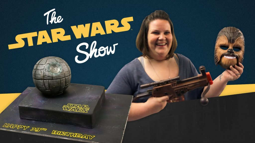 Chewbacca Mom, Rogue One Character Reveal, A Star Wars Birthday Party | The Star Wars Show