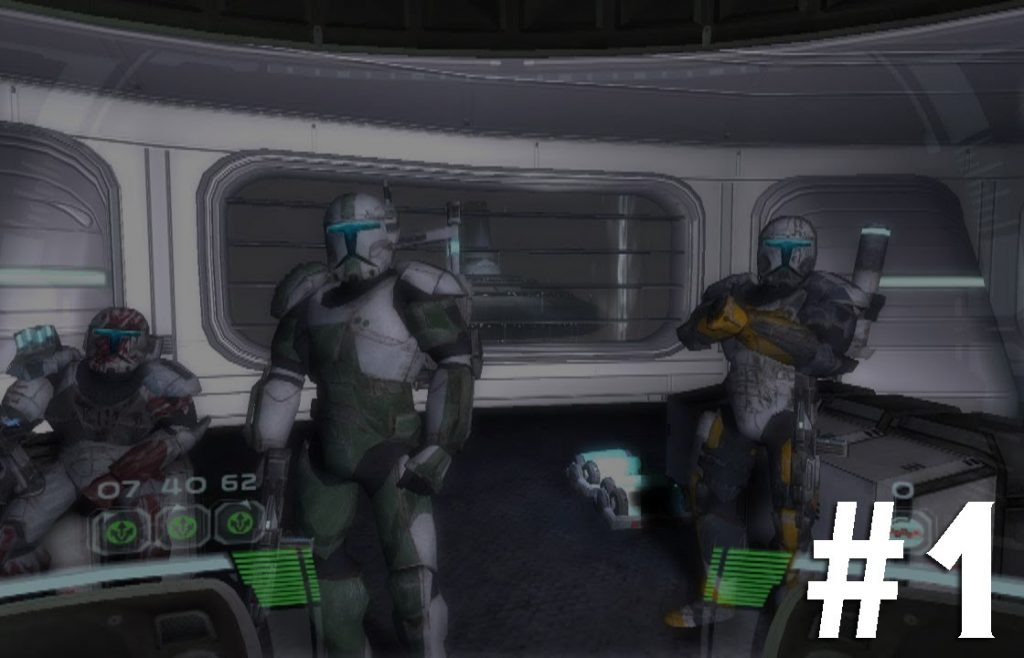 SWC – GAMEPLAY: Republic Commando #1