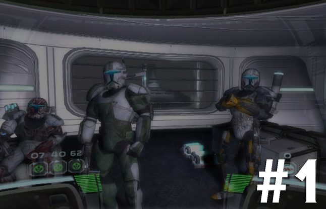 SWC – GAMEPLAY: Republic Commando #1