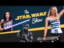 Star Wars Celebration Live Stream, Black Series Fan Vote, and Lizzie Armanto | The Star Wars Show