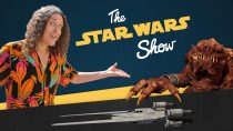 """Weird Al"" Yankovic Interview, New Rogue One Vehicle Revealed, and More 