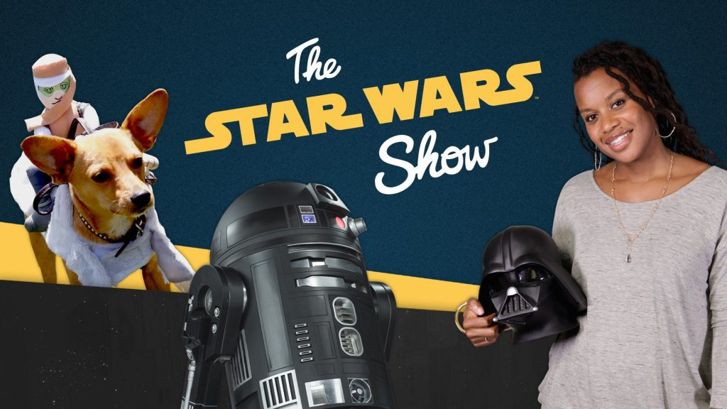 New Rogue One Droid Revealed, Rayne Roberts Interview, and More   The Star Wars Show