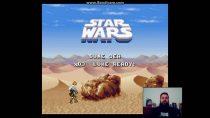 Super Star Wars - Gameplay 1 - Dune Sea