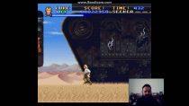 Super Star Wars - Gameplay 3 - Outside Sandcrawler