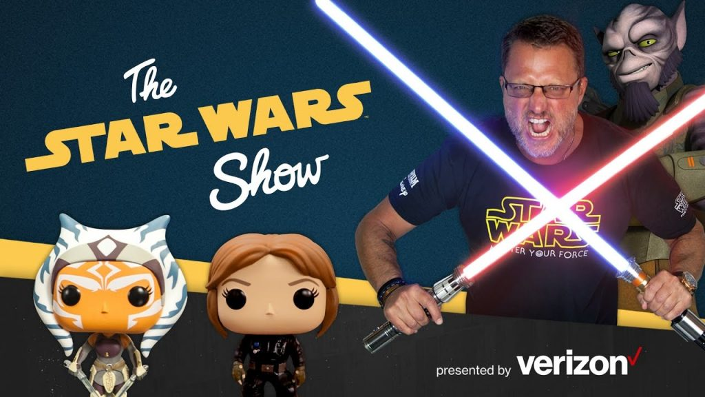 Steve Blum Interview, Rogue One Toys, and More | The Star Wars Show