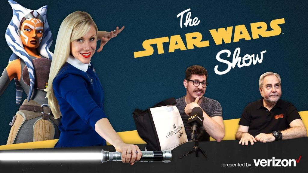 Ashley Eckstein Interview, SWTOR Expansion Teaser, and More | The Star Wars Show