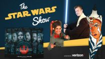 Donald Glover is Lando Calrissian, New Rogue One IMAX Standees, & E.K. Johnston | The Star Wars Show