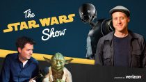 Alan Tudyk, Rogue One: Recon 360 Experience Announced, and Madame Tussauds   The Star Wars Show