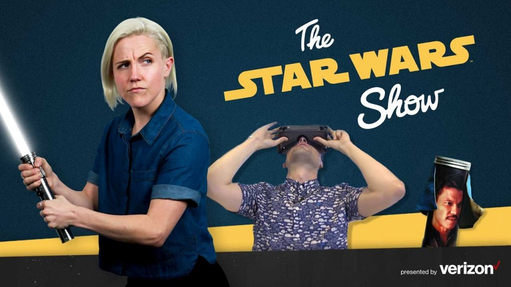 Hannah Hart, Rogue One: Recon Event, and Fans' Favorite Star Wars Books | The Star Wars Show