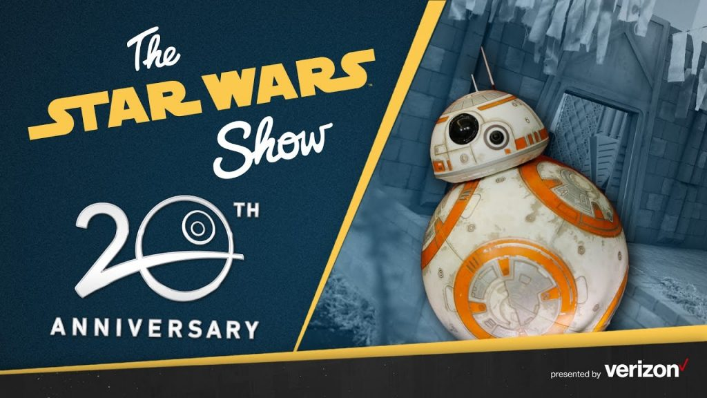 StarWars.com Turns 20, Sphero BB-8 Force Band Obstacle Course, Dr. Aphra #2   The Star Wars Show