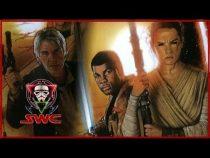 SWC - Possível enredo do Episódio VII: The Force Awakens