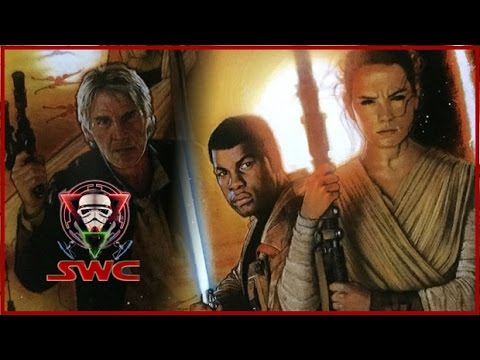 SWC - Possível enredo do Episódio VII: The Force Awakens