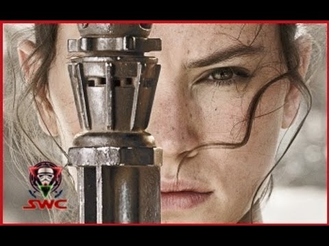 Trajetória de Rey em O Despertar da Força - ( Rey's trajectory in The Force Awakens)