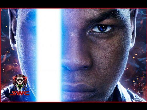 Trajetória de Finn em O Despertar da Força ( Finn's trajectory in The Force Awakens)