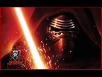Trajetória de Kylo Ren em O Despertar da Força ( Kylo's trajectory in Star Wars TFA)